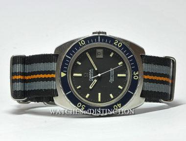 £SOLD (REF 4093) SEAMASTER 120M (1970'S)
