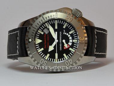 £2,995 (REF 4749) GIRARD PERREGAUX SEA HAWK II PRO