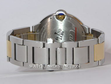 £SOLD (REF 4653) CARTIER BALLON BLEU REF 3001