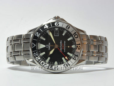 £SOLD (REF 4368) SEAMASTER GMT REF 2534500