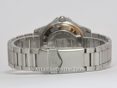 £SOLD (REF 4402) TAG HEUER 4000AUTOMATIC GENTS 699.706K (1990s)