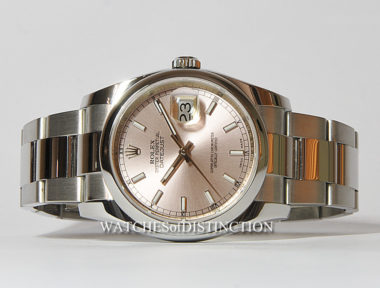 £SOLD (REF 4856) DATEJUST 116200