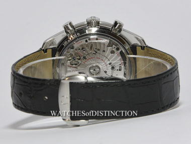 £SOLD (REF 4605) SPEEDMASTER CO-AXIAL CHRONOGRAPH 311.33.44.51.01.001