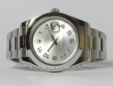 £SOLD (REF 4689) DATEJUST REF 116300