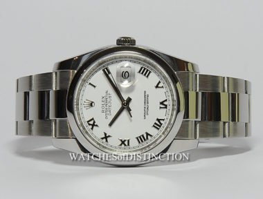 £SOLD (REF 4714) OYSTER PERPETUAL DATEJUST 116200