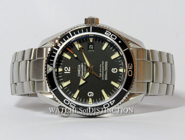 "£SOLD (REF 4700) SEAMASTER PLANET OCEAN ""BOND"" REF 2201.50.00"