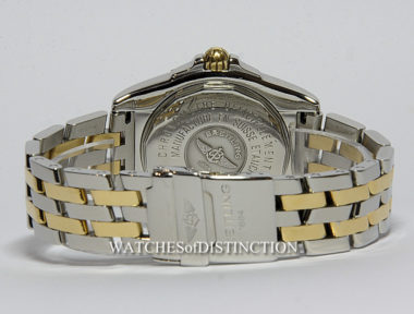 £SOLD (REF 4732) BREITLING GALACTIC 41 REF B4935011