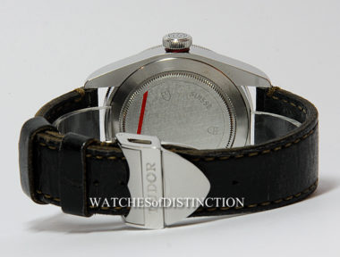 £SOLD (REF 4747) TUDOR HERITAGE BLACK BAY REF 79220R