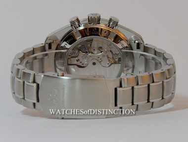 "£SOLD (REF 4730) SPEEDMASTER SHUMACHER ""THE LEGEND"" REF 32130.44.500.1001"