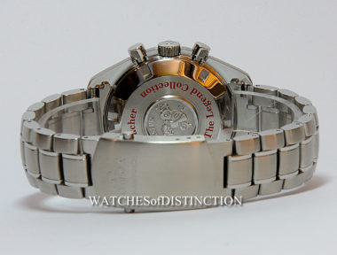 £SOLD (REF 4831) SPEEDMASTER MICHAEL SHUMACHER 3507.51.00