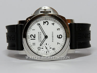 £SOLD (REF 4756) PANERAI LUMINOR MARINA PAM 00113