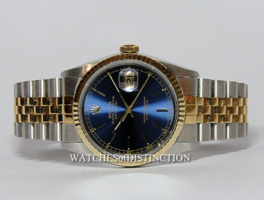 £SOLD (REF 4757) DATEJUST REF 16233 (1994)
