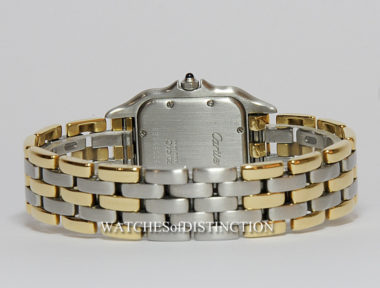 £SOLD (REF 4762) CARTIER PANTHERE (1997)