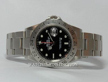 £SOLD (REF 4660) EXPLORER II 16570 CAL 3186