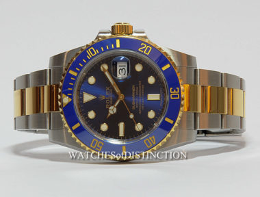 £SOLD (REF 4767) SUBMARINER REF 116613LB