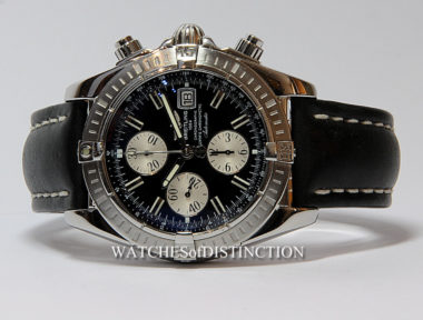 £SOLD (REF 4782) BREITLING CHRONOMAT EVOLUTION REF A1335611