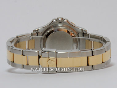 £SOLD (REF 4764) YACHTMASTER REF 69623 (1996)