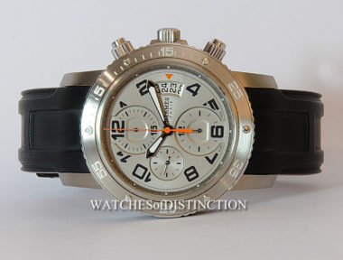 £SOLD (REF 4804) HERMES CLIPPER CHRONOGRAPH CP2.941