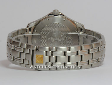 £SOLD (REF 4822) OMEGA SEAMASTER LCD/ANALOGUE REF 2.521.81.00