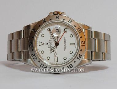 £SOLD (REF 4773) EXPLORER II REF 16570