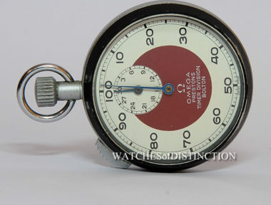 £SOLD(REF 4839) OMEGA STOPWATCH