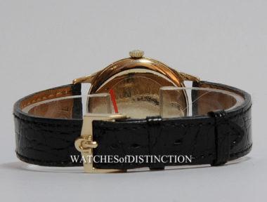 £SOLD (REF 4873) DRESS WATCH (1947)