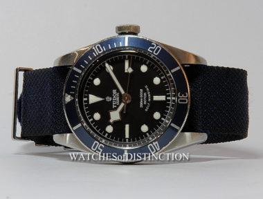 £SOLD (REF 4893) TUDOR HERITAGE BLACK BAY REF 79220B