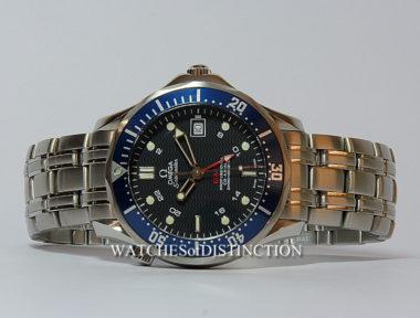 £SOLD (REF 4846) SEAMASTER GMT REF 25358000