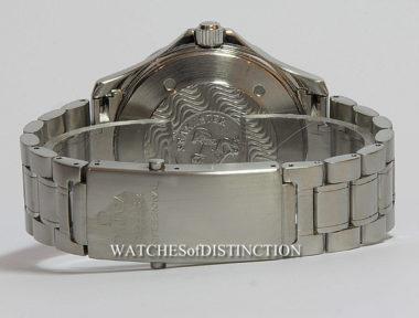 £SOLD (REF 4891) SEAMASTER GMT REF 2534.50.00