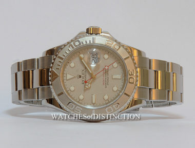 £SOLD (REF 4915) YACHTMASTER REF 16622