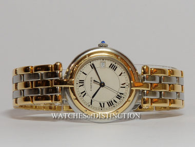 £SOLD (REF 4896) CARTIER PANTHERE VENDOME (1990s)