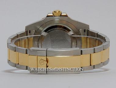 £SOLD (REF 4951) GMT MASTER II REF 116713LN