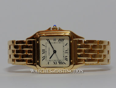 £SOLD (REF 4947) CARTIER PANTHERE (1992)