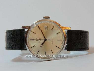 £SOLD (REF 4941) GENEVE (1970's)