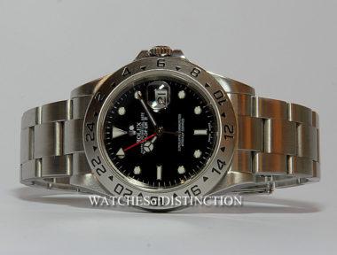 £SOLD (REF 5051) EXPLORER II REF 16570