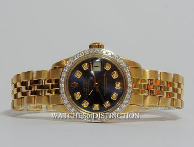 £SOLD (REF 5173) LADY DATEJUST RF 6917/8 (1978)