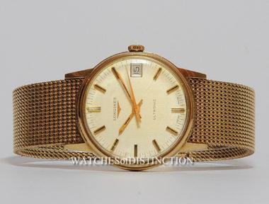 £1,395 (REF 6041) LONGINES ULTRONIC (1970's)