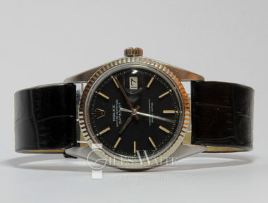 £2,695 (REF 5729) OYSTER PERPETUAL DATEJUST REF 1601/4