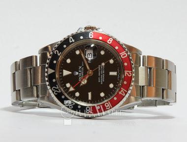 £SOLD (REF 5335) GMT MASTER II REF 16710 (1999)