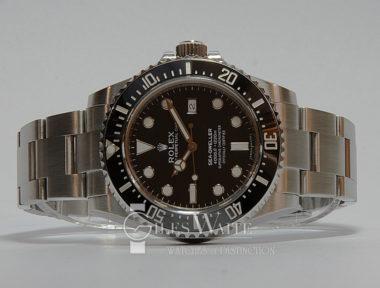 £SOLD (REF 5337) SEA-DWELLER MODEL 4000