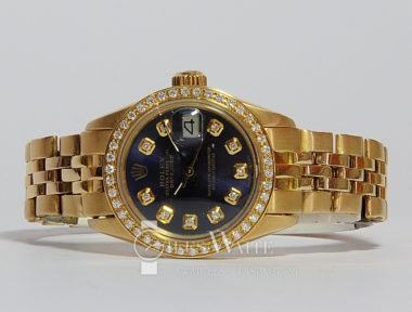 £SOLD (REF 5488) DATEJUST LADY MODEL 6917/8 (1977)