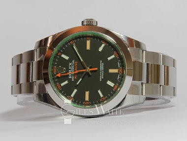 £SOLD (REF 5360) MILGAUSS MODEL 116400GV