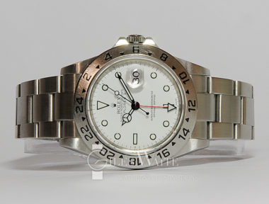 £SOLD (REF 6187) EXPLORER II (CAL 3186) MODEL 16570