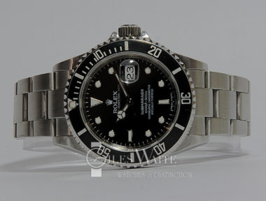 £SOLD (REF 5366) SUBMARINER REF 16610