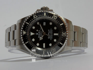 £SOLD (REF 5531) SEA-DWELLER DEEPSEA REF 116660