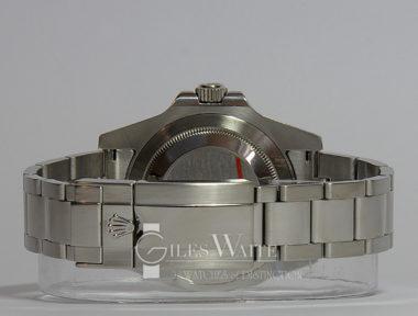 £SOLD (REF 5375) GMT MASTER II REF 116710LN