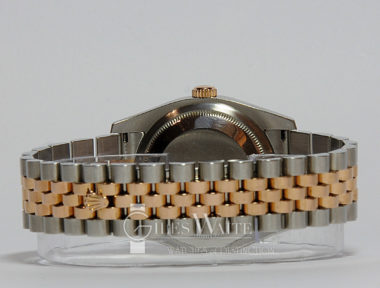 £SOLD (REF 5718) DATEJUST TURNOGRAPH REF 116261