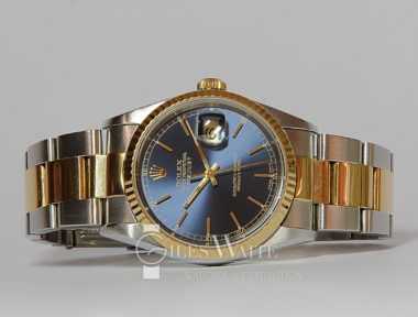 £SOLD (REF 5357) DATEJUST REF 16233