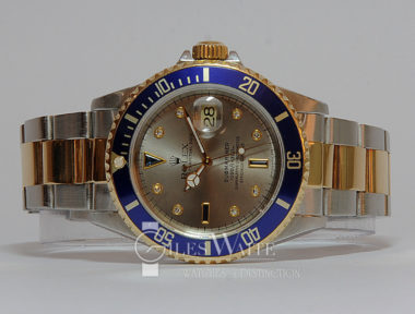 £SOLD (REF 5783) SUBMARINER MODEL 16613 (1991)