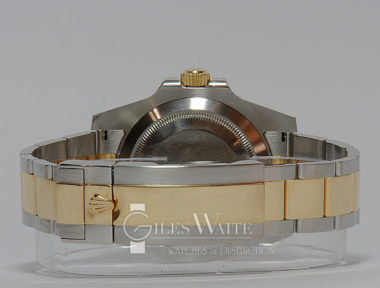 £SOLD (REF 5771) SUBMARINER REF 116613LN